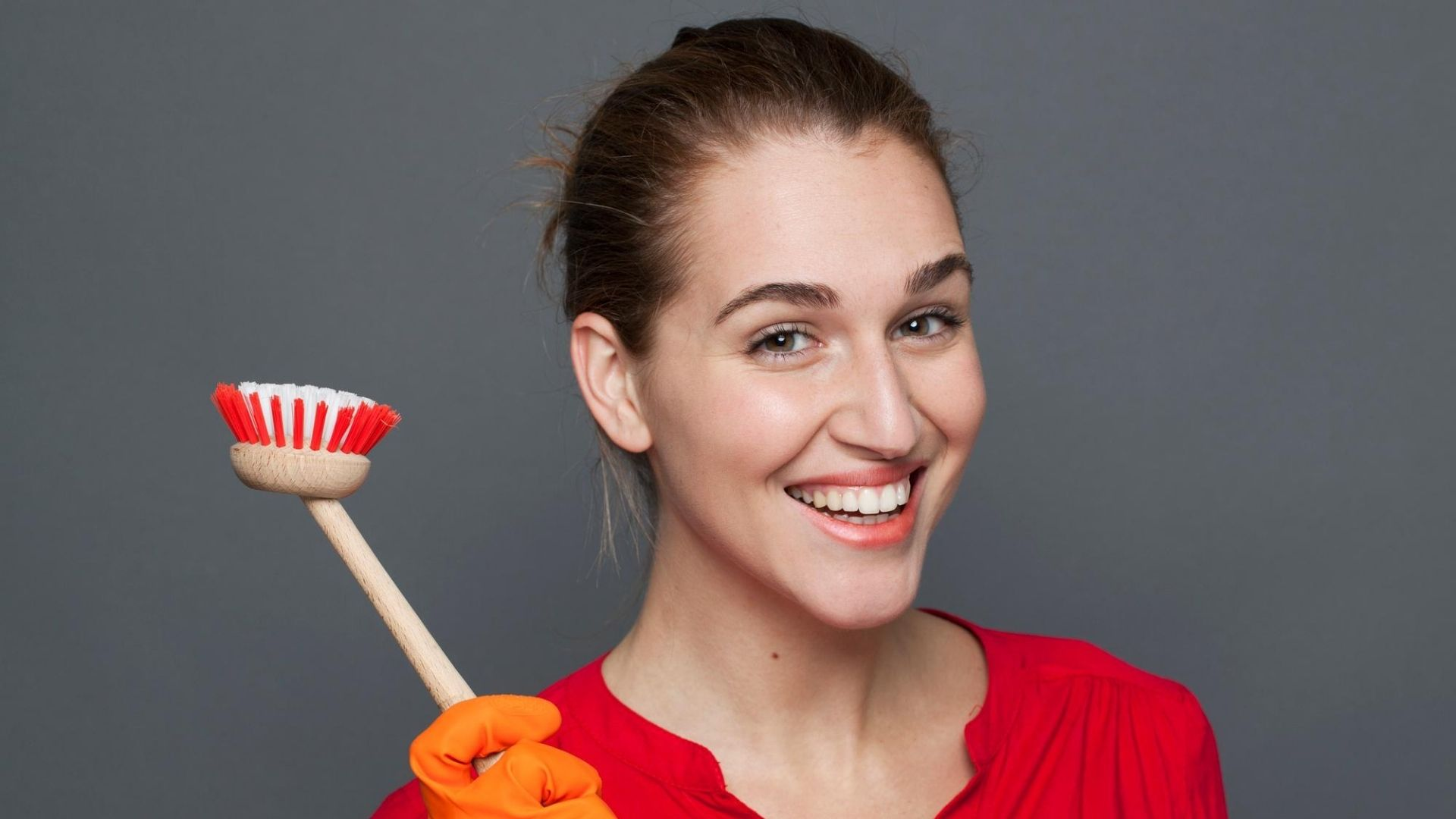 finding the best scrub brush for dishes