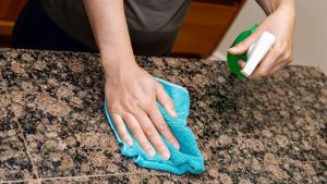 best kitchen counter cleaning cloth