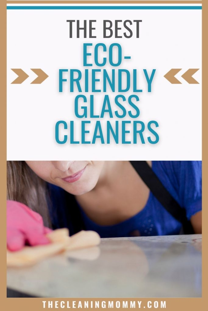 eco-friendly glass cleaners