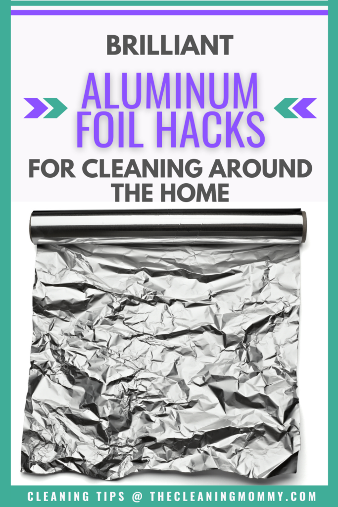 aluminum foil hacks